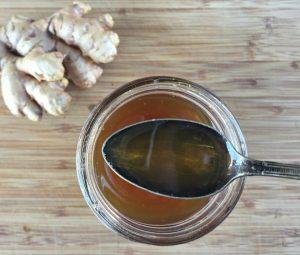recepti z ingverjem